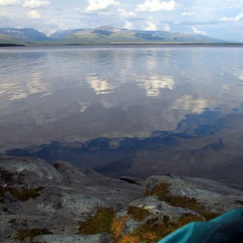 озеро экостровская имандра рыбалка
