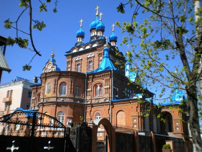 Свято-Георгиевский храм: достопримечательности России, курорт Краснодар